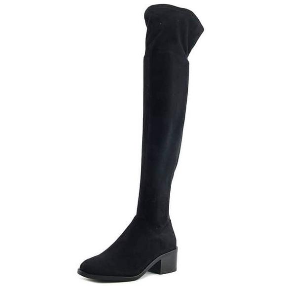 Steve Madden Shoes - Gabbie Round Toe Knee High Boot
